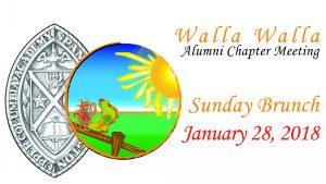 Time: 10 a.m. - 12 p.m. Location: WWU, Kellogg Hall/Alaska Room RSVP to alumni@ucaa.org
